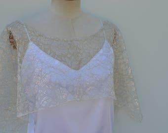 Clearance 30% lace sleeveless trapeze khaki lace cover-up Blouse tunic lace
