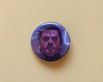 Poe Dameron Star Wars Pinback Button