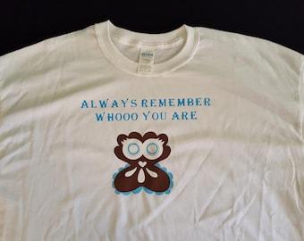 Owl Custom Made T-shirt