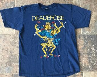 Grateful Dead Vintage 1980s  Deadercise For Life Shirt