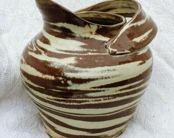 Swirl pitcher