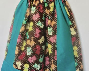 Toddler pillowcase dress, size 4-5T