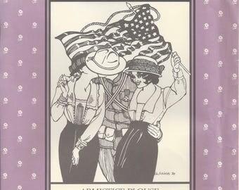 Folkwear 210 Armistice Blouse Sewing Pattern, Misses' Sizes 8 - 14, Uncut