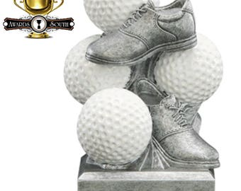 Golf Sports Coin Bank - 73621GS - FREE ENGRAVING - Money Bank