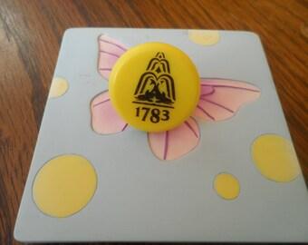 "Plastic ""1783"", Adjustable ring"