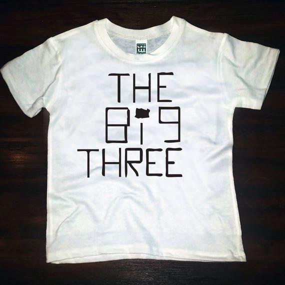 The Big Three tee