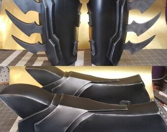 Batsuit Beyond v2 ARM/LEG only TEMPLATES