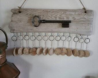 Natural Driftwood key board