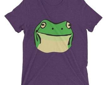 Stickyfrogs Purple Gumby Frog T-shirt
