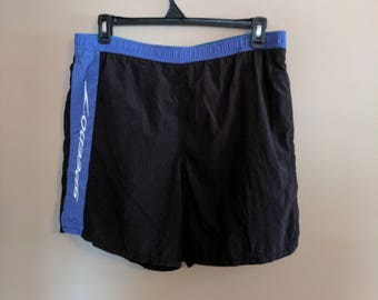 Vintage 90's Speedo Dad Swim Trunks