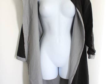 Custom Long Jacket - Destiny Warlock Coat for Scifi  Unisex Cut Cosplay Tailor Made Just for You!