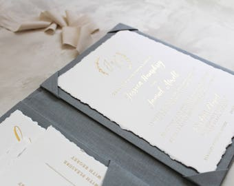 Invitation keepsake etsy invitation folio wedding keepsake invitation holder folder invitation stopboris Choice Image