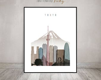 Skylines distressed