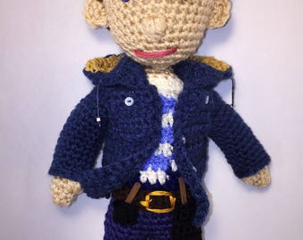 Custom Made Crochet Dolls