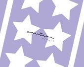 Stars Stencils | 2 Columns | Swatch Stencils