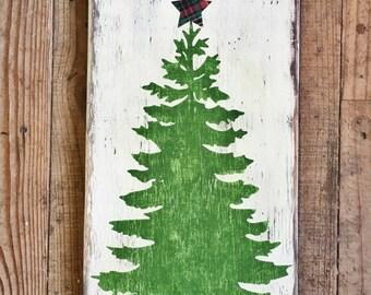Christmas sign, Christmas wood sign, wood sign, holiday decor,  rustic signs, farmhouse decor, farmhouse sign