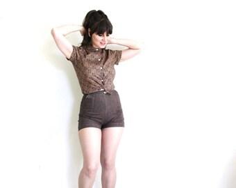 Pinup shorts | Etsy