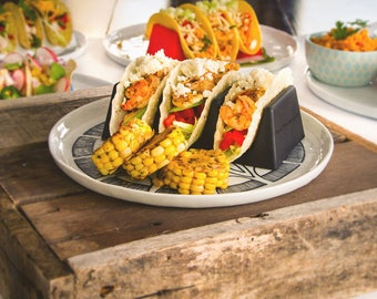 Taco Tender is the world's greatest taco shell holder