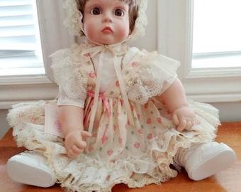 Vintage Legacy Peanut Girl Doll 1988 by Terri Dehetre