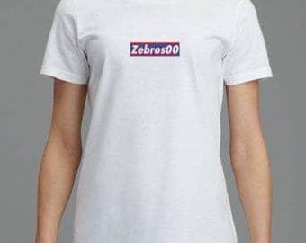 Zebros00 3D Woman's T-Shirt