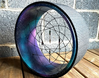 Yoga Wheel- Dreamcatcher Design
