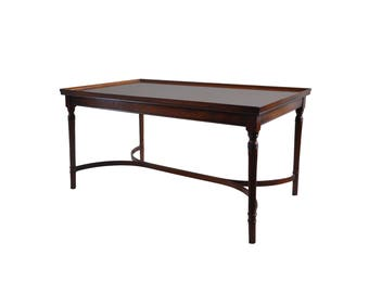 Restall Brown and Clennell - Coffee Table - Mahogany