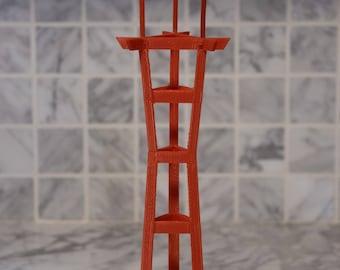 Sutro Tower, Plastic, Scale Model