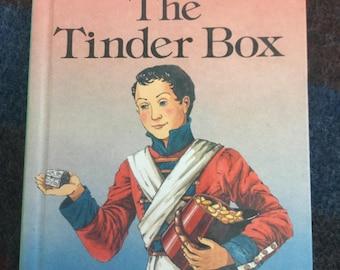 Vintage Ladybird Book-The Tinder box