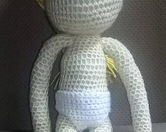 """Crochet Doll """"Fiona"""""""