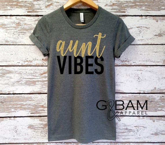 Aunt Shirt /Auntie tee/ You're a Aunt / new aunt gift / future auntie / we're Pregnant / Item: 148979