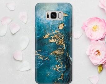 Marble Samsung Galaxy S8 Case Samsung Galaxy S7 Case Marble Samsung Case Galaxy S6 Marble Samsung Case S8 Plus Gold Samsung Case s7 RD1821