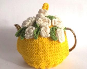 Springtime Tea Cosy - Large