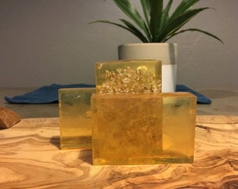 Natural Honey Soap With essential oils