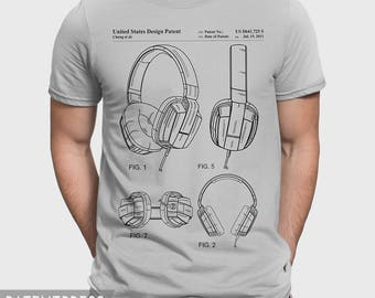 Music Shirt Gift For Music Lover, Music Gifts T-Shirt For Audiophile, Hip Hop Shirt Rap Shirt For Music Geek, Audio Engineer Gift P118