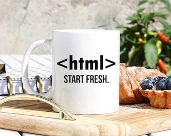 Web Designer Coffee Mug - Graphic Designer Coffee Mug - Graphic Designer Gifts - Web Developer Gifts - Gift For Computer Programmer- Web Mug