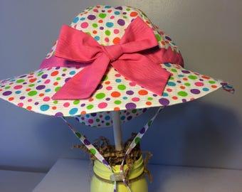 Baby sun hat, summer hat, baby gift