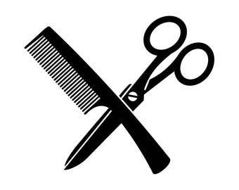 Barber Shop Logo Etsy