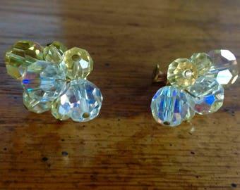 Hattie Carnegie Clip Earrings