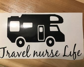 Class A with Travel Life Nurse