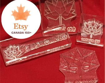 CANADA 150 - Rubber Stamps
