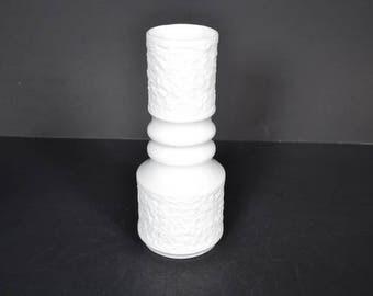 Royal Porzellan Bavaria KPM white  porcelain white  vase - Germany -