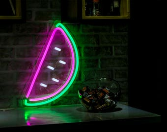 Watermelon LED Neon Large Sign
