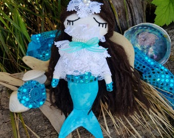 Aria Mermaid Doll