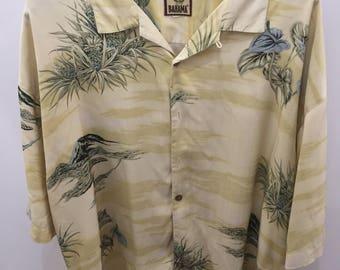 Hawaiian Style Tommy Bahama Shirt