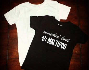 Maltipoo dog shirts, dog shirt, Love dog gift, Rescue breed, All Sizes, Puppy Dog baby clothes, Dog lover gifts love, mixed breed dog stuff