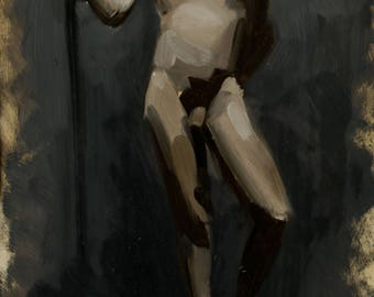 Study for a Figure Painting