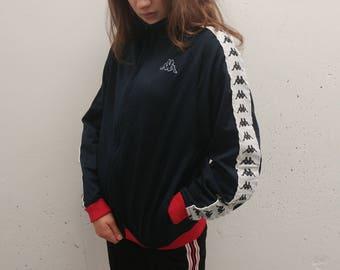 Kappa Jacket With Tags Kappa Track Coat Deadstock Perfect Condition Kappa Track Coat Jacket Kappa Sweater Kappa Jacket