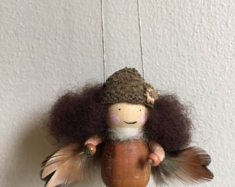 Forest Fairy Ornament