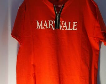 Maryvale Zipper Vintage T-shirt