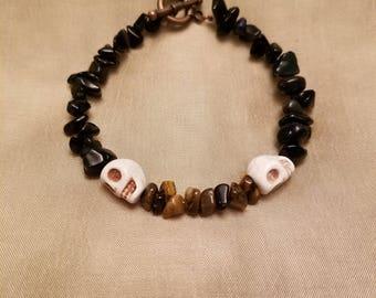 Healing Gemstone Bracelet